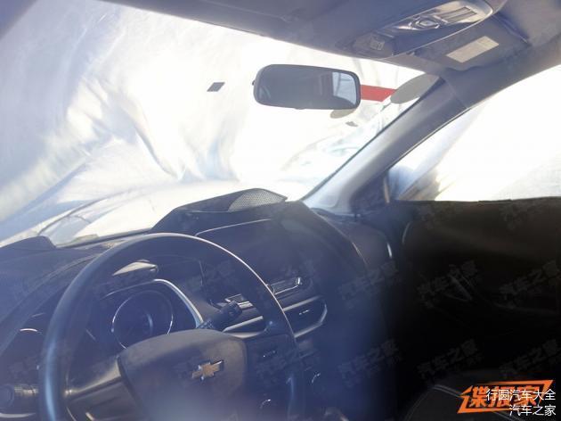 Novo Chevrolet Tracker 2020 tem interior revelado